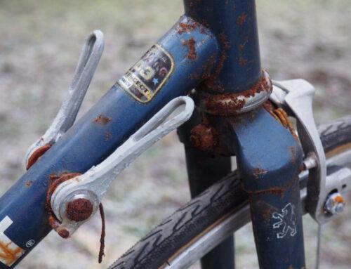 Fahrradschätze aufspüren und restaurieren (II)