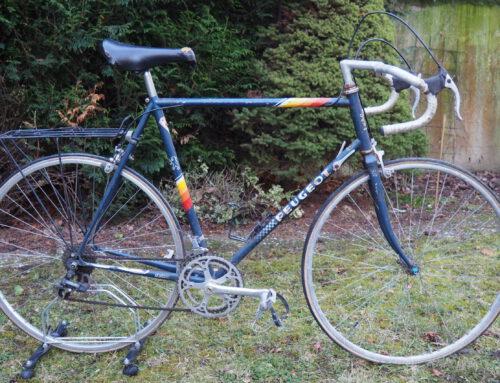 Fahrradschätze aufspüren und restaurieren (III)
