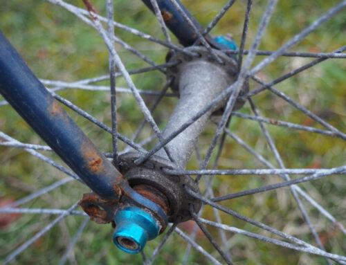 Fahrradschätze aufspüren und restaurieren (V)