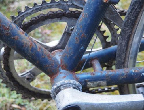 Fahrradschätze aufspüren und restaurieren (IV)